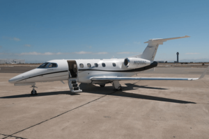 Private Aircraft Charter Pacific Coast Jet Moves Phenom 300 To San Jose
