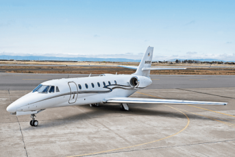 Pacific Coast Jet Adds Cessna Citation Sovereign to Fleet