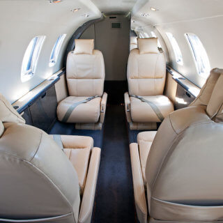 New interior CJ1