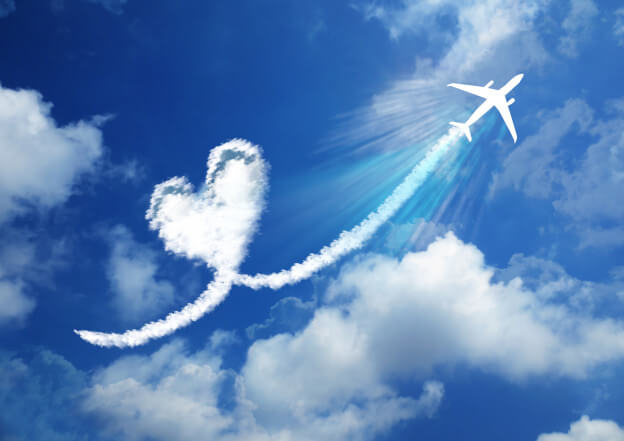 A Flight To Remember: Private Jet Charter for the Most Romantic Valentine's Day