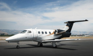 Pacific Coast Jet Adds Phenom 100E to Luxury Charter Fleet