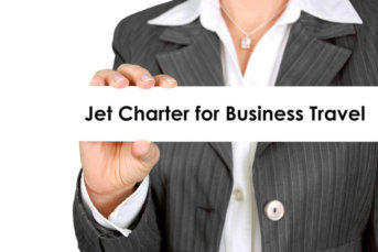 Benefits of Jet Charter for Business Travel