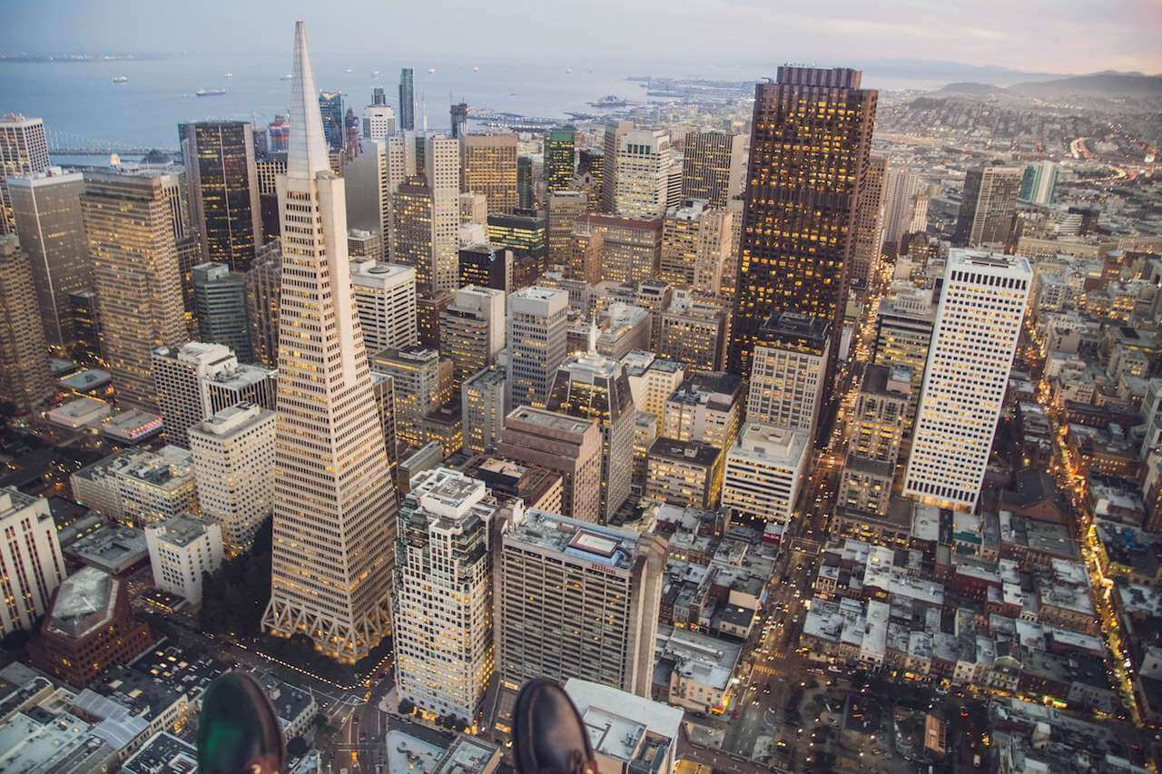 San Francisco Private Jet Charter